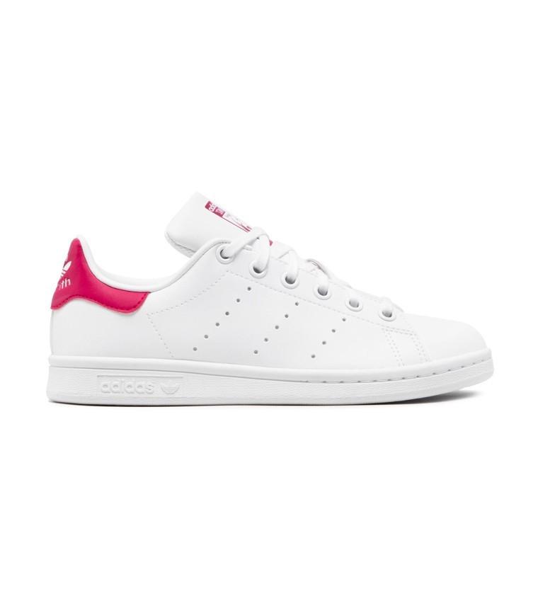 Acheter Adidas Stan Smith Blanc/Rose FX7522