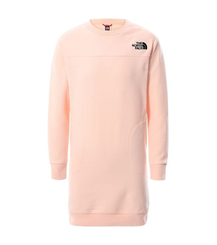 Acheter The North Face Robe Rose NF0A558UWC61